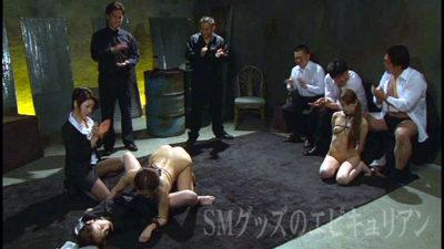 奴隷色のステージ19その17