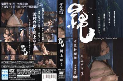 DVD縄ジャケット画像