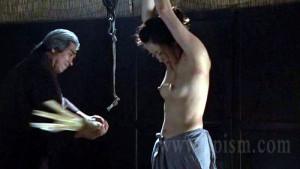 竹鞭フルスイング